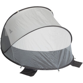 High Peak Mitjana 50 Tente de plage, aluminium/dark grey